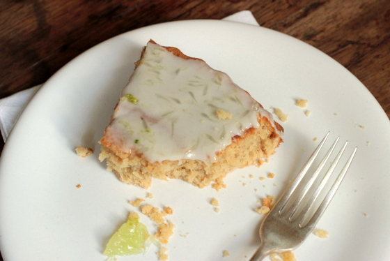 Coconut Lime Cake