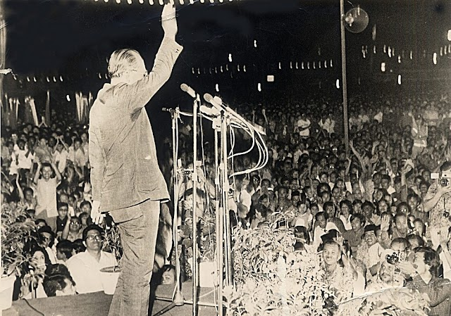 PRU 4 : 1974 : Wujudnya Barisan Nasional