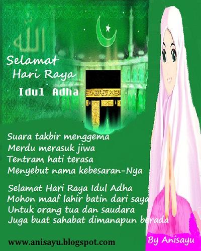 Pantun Idul Adha : pantun, PUISI, CINTA, ANISAYU:, Puisi, Pantun, Ucapan, Selamat, Menyambut, Romantis