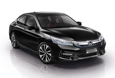Honda Accord 2018- Một trong các mẫu xe được ưu chuộng hiện nay