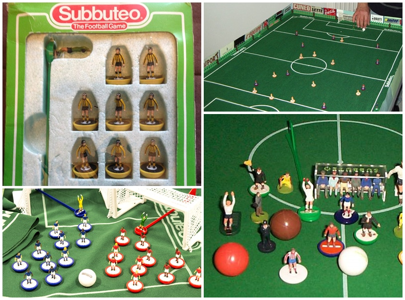 SUBBUTEO: To επιτραπέζιο της δεκαετίας του 80' που όλοι αγαπήσαμε