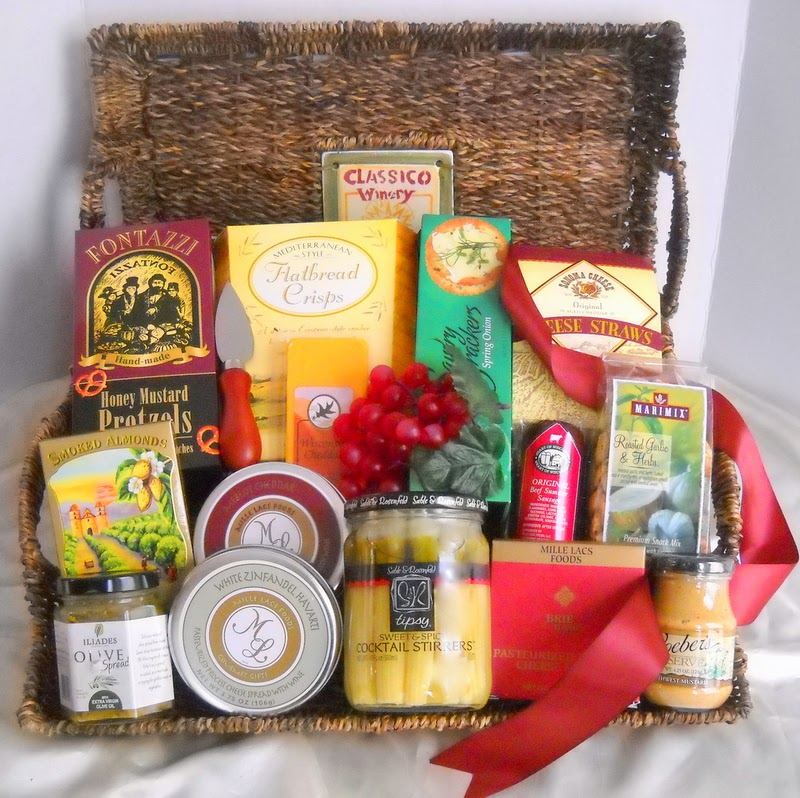 Corporate Gifts Boston: Boston area Christmas gift baskets