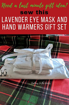 easy sewing project | headache pillow | hand warmers
