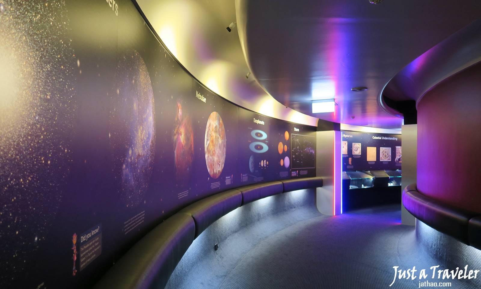 布里斯本-景點-庫薩山-市區-遊記-Sir Thomas Brisbane Planetarium-行程-Mt. Coot-Tha-Brisbane