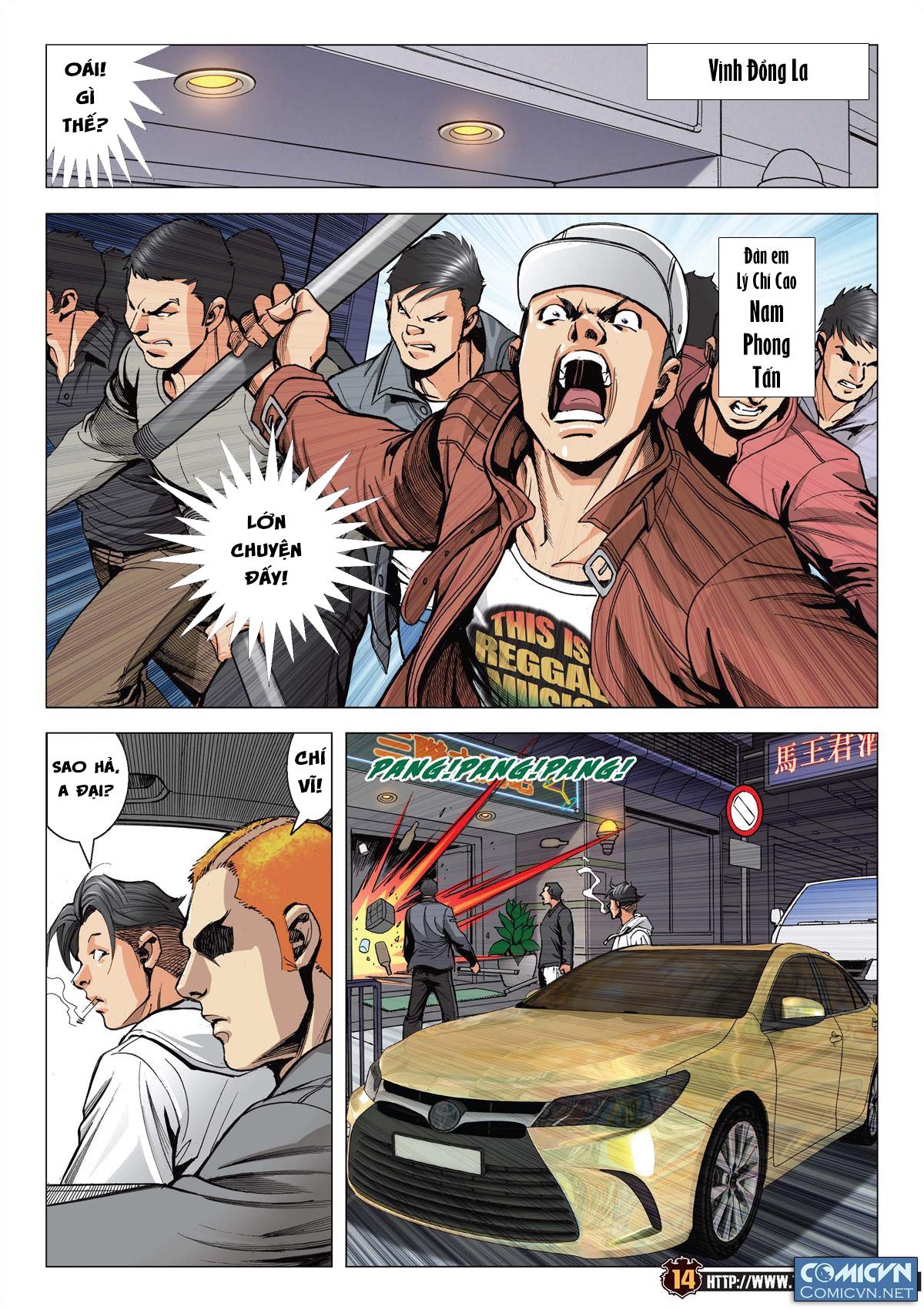 Người Trong Giang Hồ Chap 2095 - Next Chap 2096 image 13