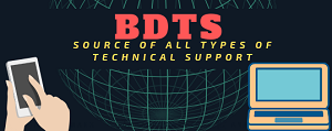 BD Tech Support- Source of all types of technical support