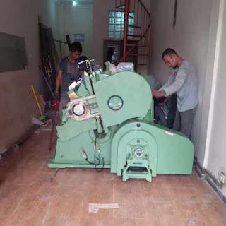 Mesin pond Tanjung Barat