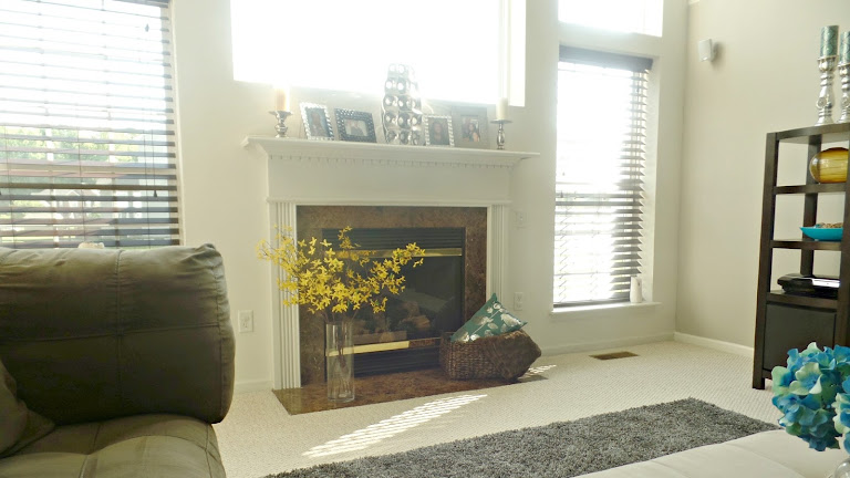 Summer And Spring Decor Ideas For Living And Dining Room