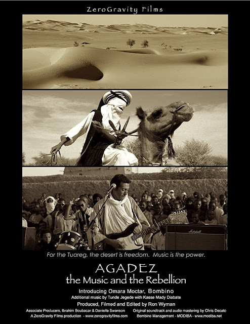 Agadez, the Music and the Rebellion, Bombino