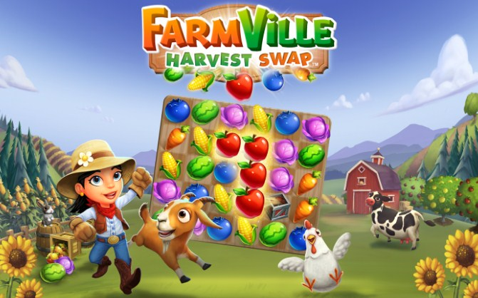 Harvest Swap Mod Apk game