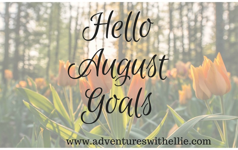August Month of Farewells and New Beginnings – Adventures