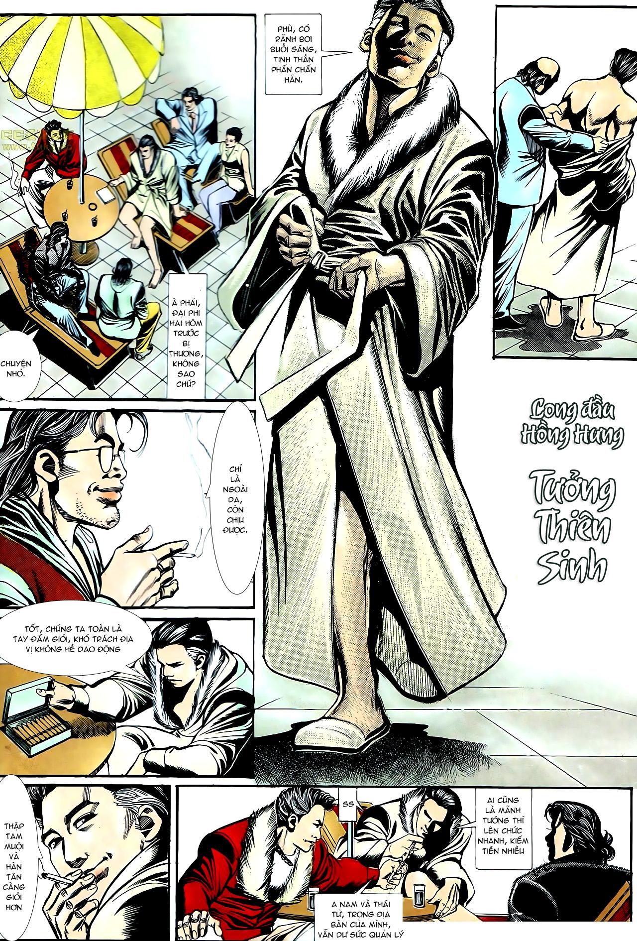 Người Trong Giang Hồ chapter 155: long đầu trang 28
