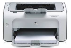 HP LaserJet P1005 Driver Download