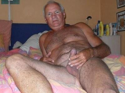 nude old men penis