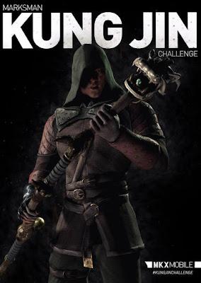 Kung Jin Cecchino - Mortal Kombat X mobile