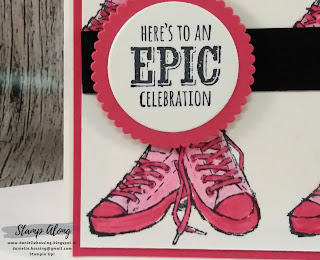 Stampin'Up! Epic celebrations