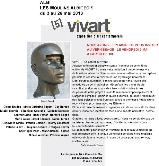 exposition Giraud Albi