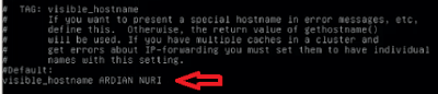 Konfigurasi Routing dan Proxy Server