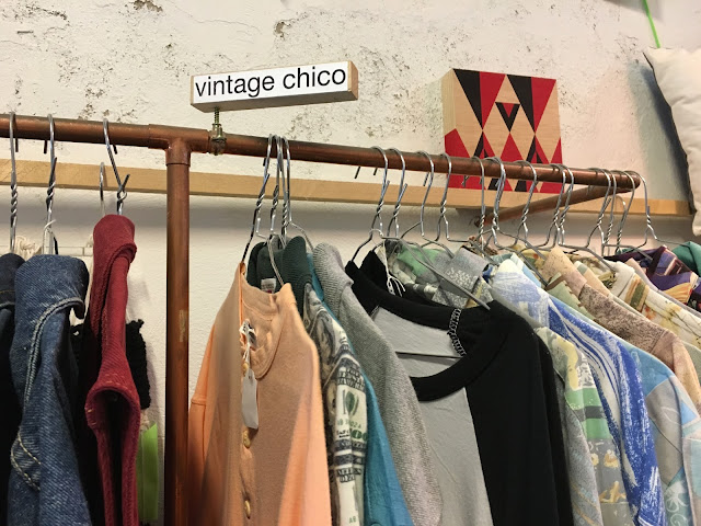 Vintage Clothes Store Barcelona