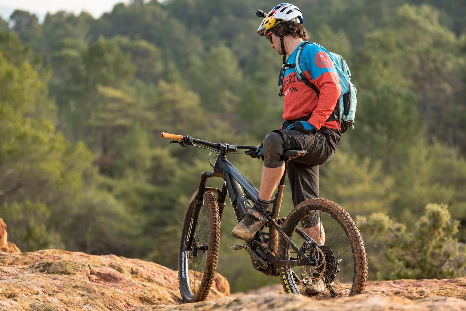 A New Chapter: Introducing the New Canyon Spectral:ON eMTB
