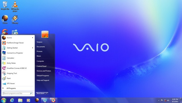 Sony Vaio Wallpaper Or Themes: 640x361px Sony Vaio Wallpaper Or Themes