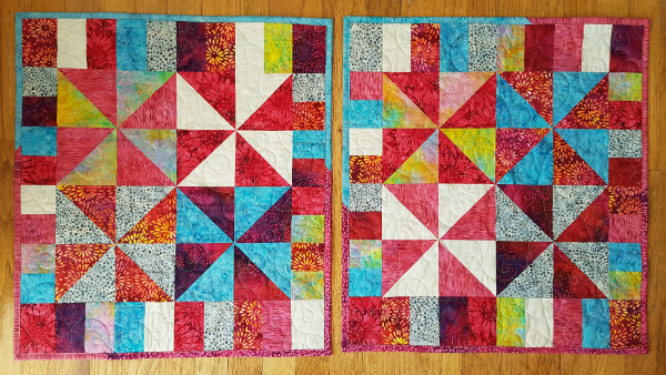 Doll quilts | DevotedQuilter.blogspot.com