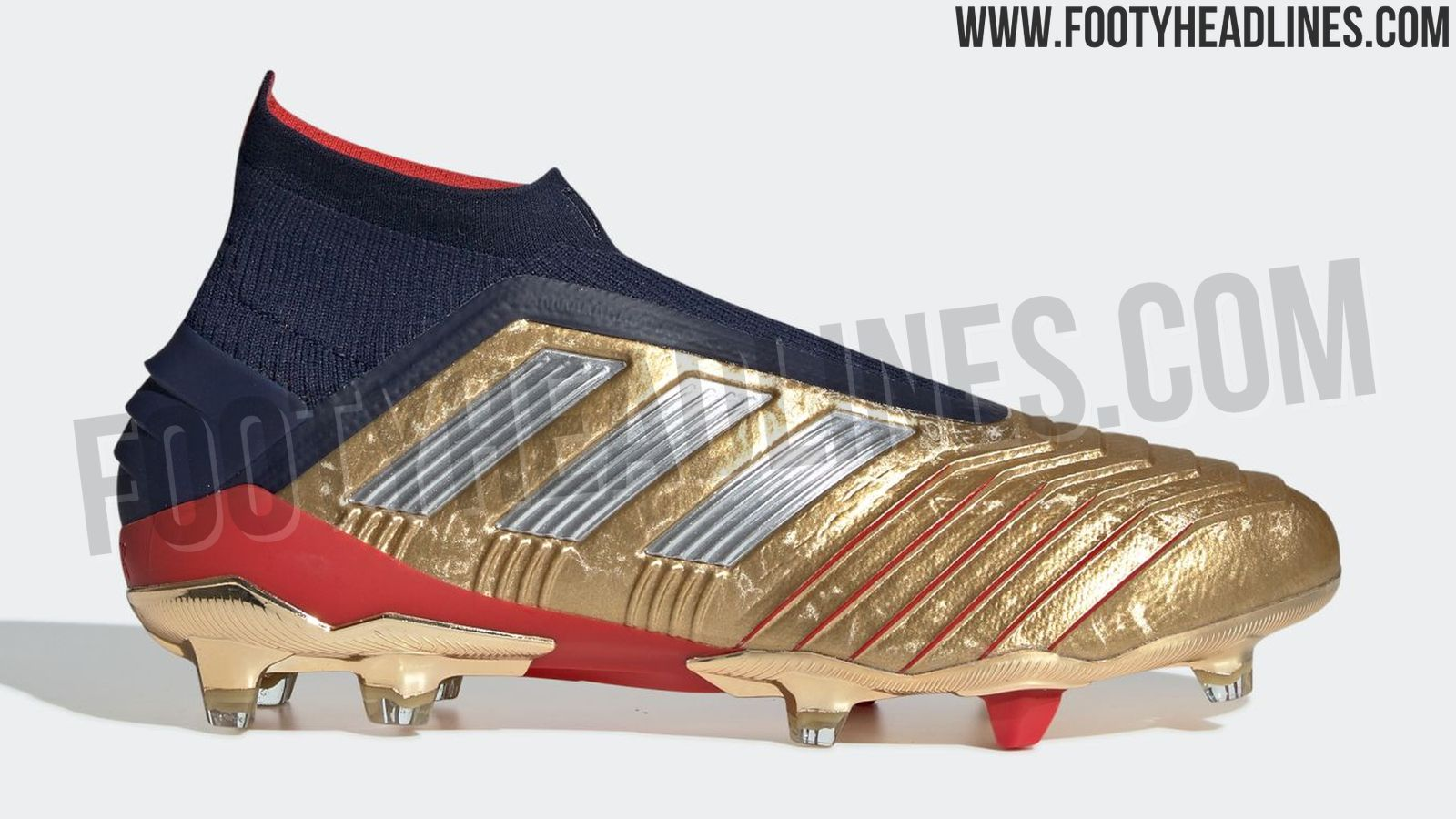 7bb74fad9 Adidas To Release Non-Limited Edition Gold Adidas Predator 19 Boots