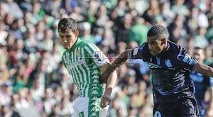 ريال بيتيس يحقق الانتصار على ارضية ملعبه من امام ريال سوسيداد بثلاثية في الدوري الاسباني