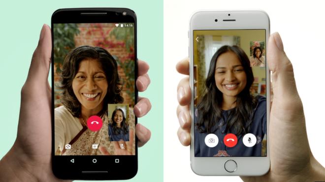 Cómo usar el nuevo servicio de videollamadas de WhatsApp