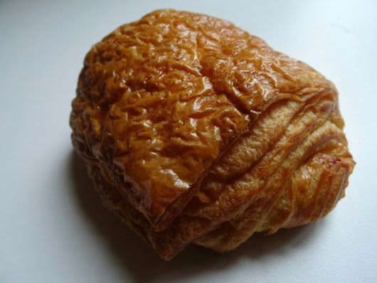 Test du pain au chocolat Dominique Saibron.