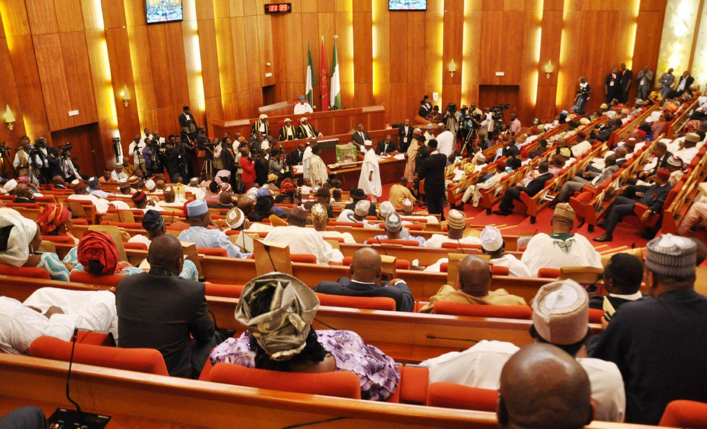 Just In: Senate confirms two ministers