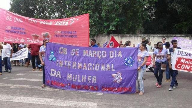 Dia Internacional da Mulher, Agência da Aldeia (AgA)