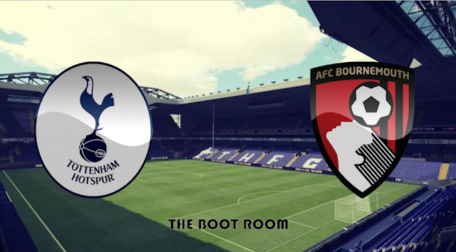 Tottenham vs Bournemouth Full Match & Highlights 14 October 2017