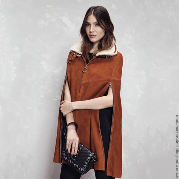 Moda 2016 | Moda invierno 2016 looks Kosiuko ropa de mujer | Capas invierno 2016.
