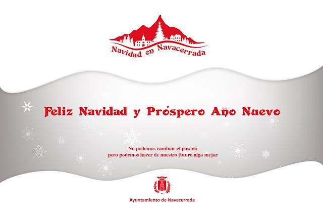 Programación de Navidad 2017 - 2018 en Navacerrada
