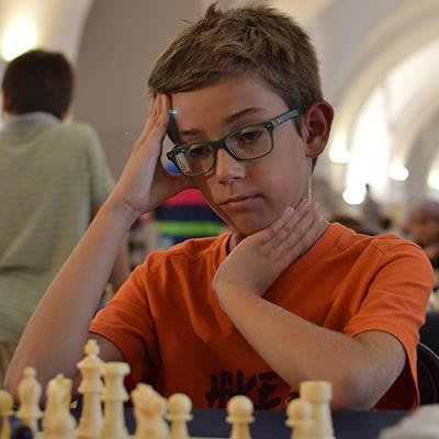 El ajedrecista Sub-10 LUCAS PUENTE FERNÁNDEZ