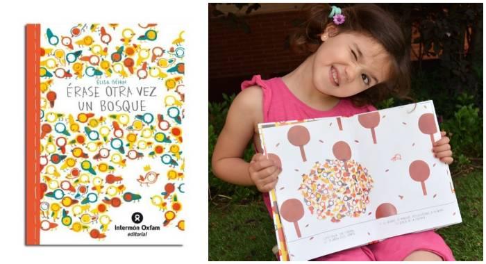 cuentos y libros infantiles con valores Érase otra vez un bosque élisa géihin oxfam intermón