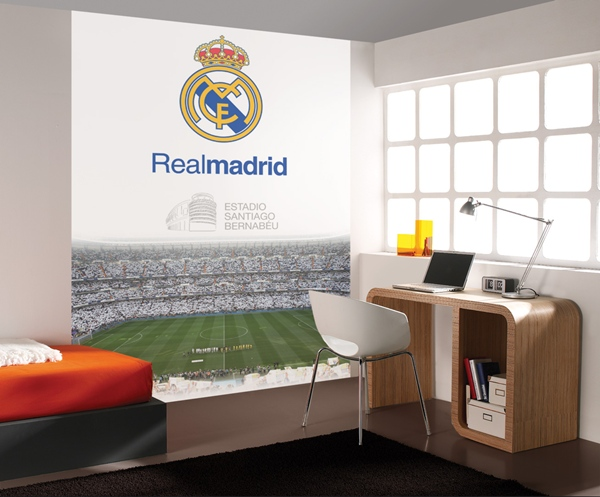 Fotomurales Real Madrid
