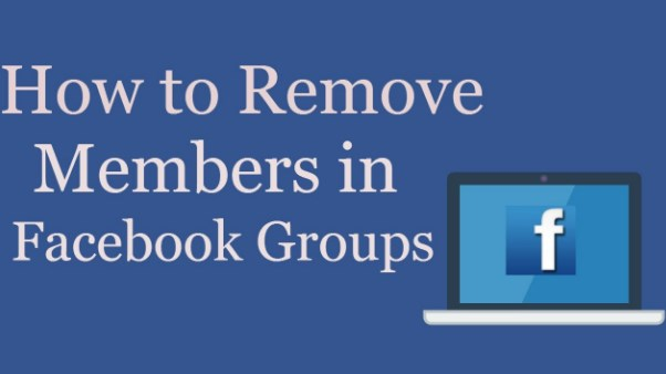 how to remove someone from a facebook group