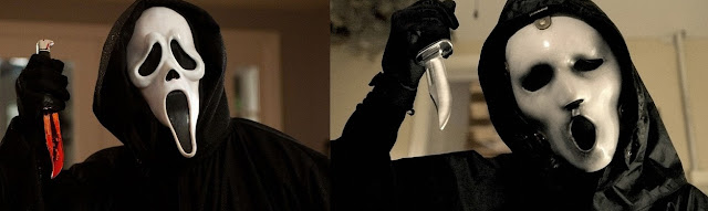 Scream vs MTV Scream