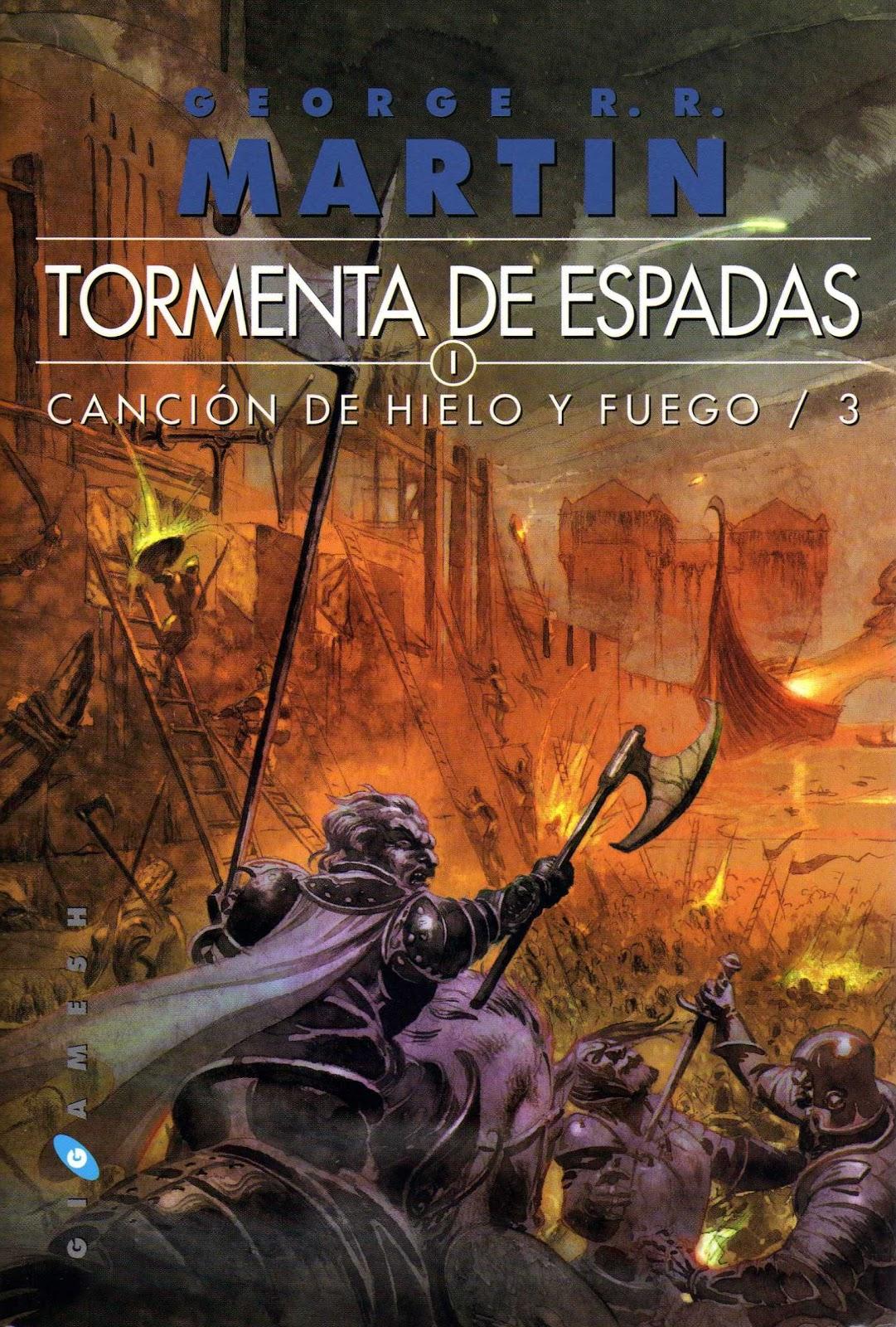 libro juego de tronos tormenta de espadas pdf