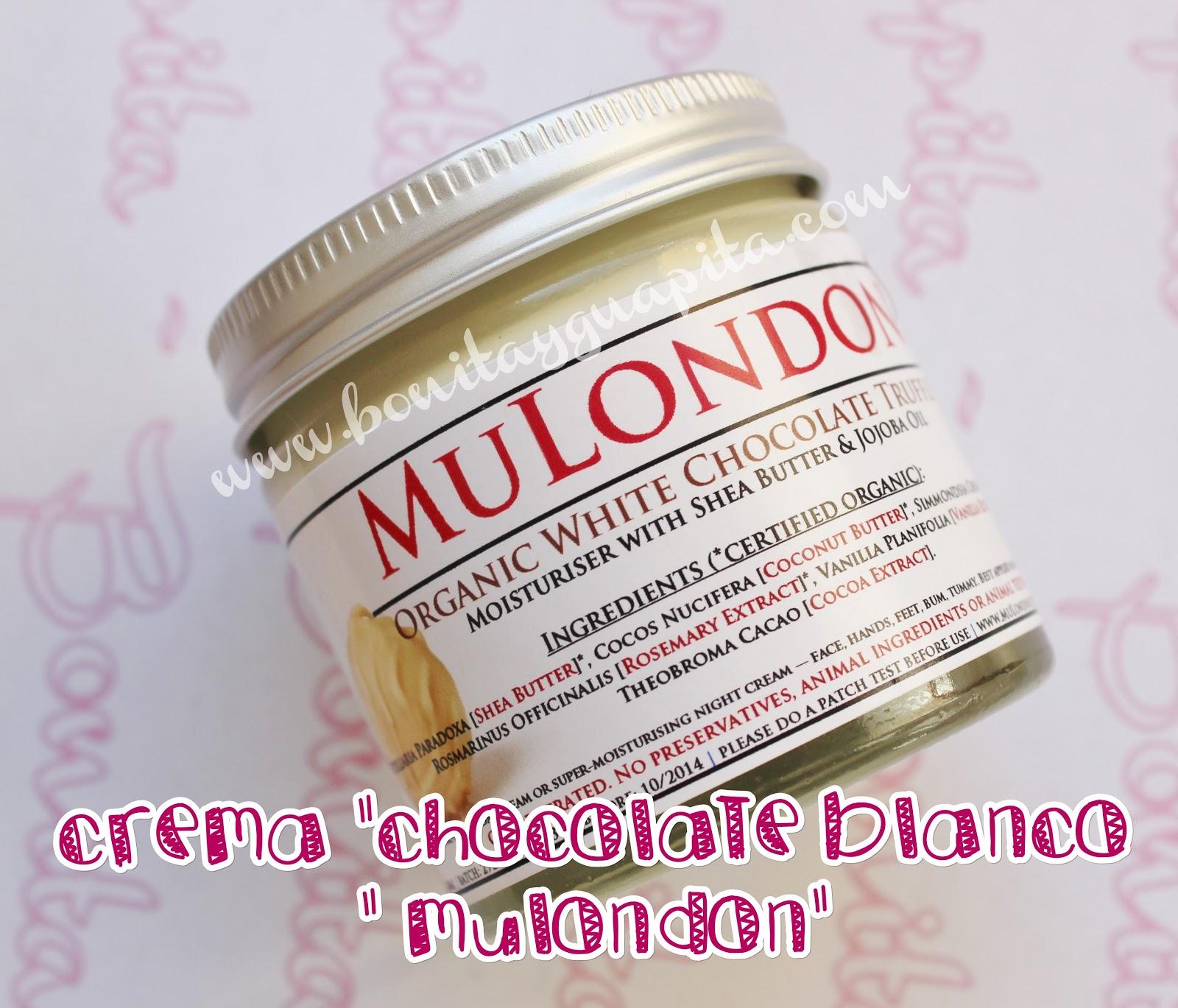 hidratante mulondon