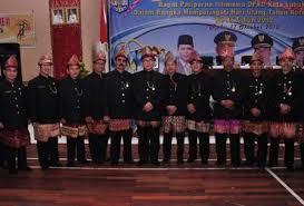 Hendra Gunawan hadiri Paripurna Istimewa HUT Kota LubukLinggau
