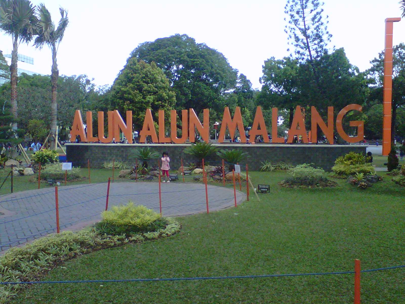 4 Tempat Wisata Malang Dekat Stasiun Dan Gratis