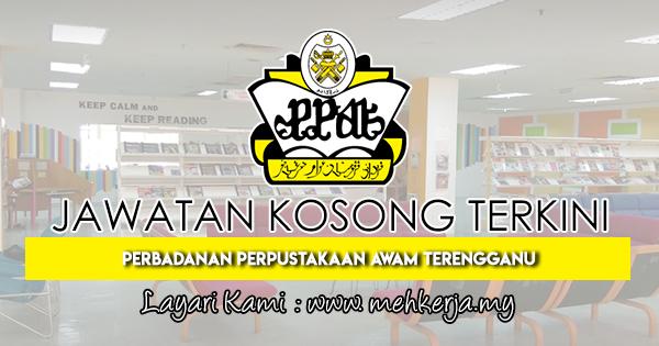 Jawatan Kosong Terkini 2018 di Perbadanan Perpustakaan Awam Terengganu