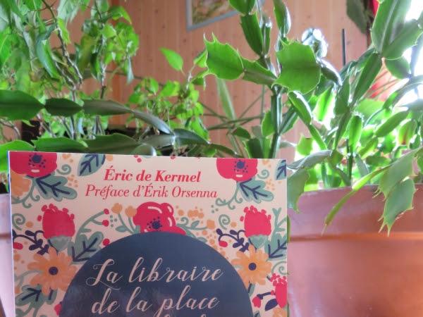 La librairie de la place aux herbes d'Eric de Kermel