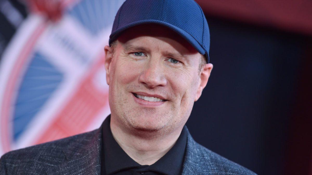 Kevin Feige sobe de cargo dentro da Marvel Studios