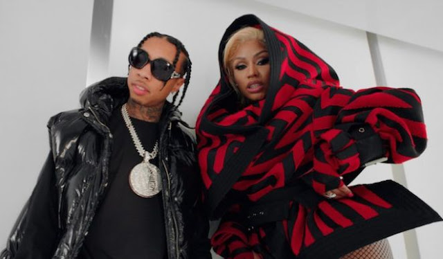 "Tyga and Nicki Minaj ""Dip"" Remix Video – Watch"
