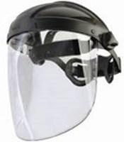 Perisai muka sebagai jenis alat pelindung diri untuk keselamatan kerja