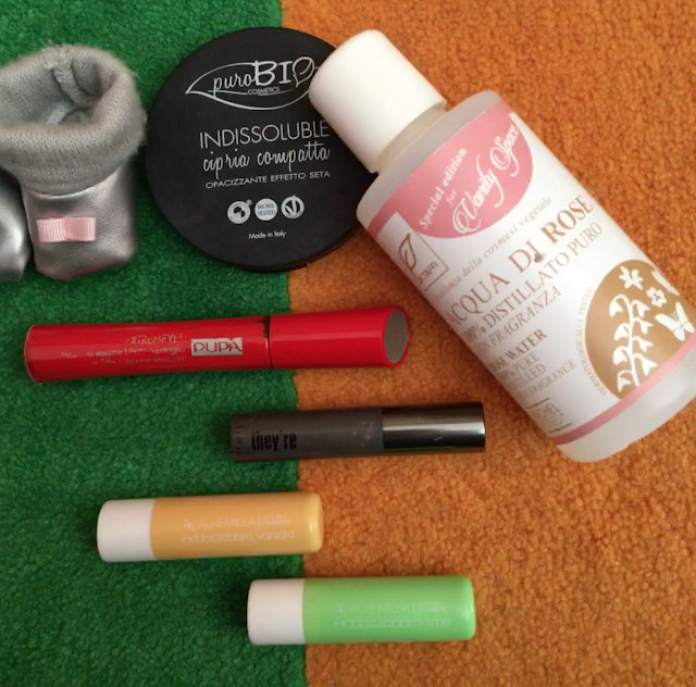 Makeup, Purobio, Dr Taffi, Pupa, Benefit, Alkemilla